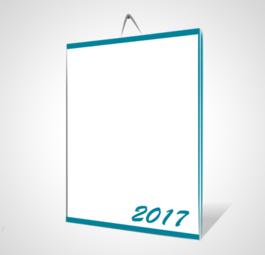 Kalendarze listwowane